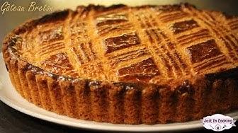 Recette du Gâteau Breton aux Pruneaux