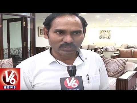 City People Prefer To Buy Wood Furniture | Hyderabad | V6 News