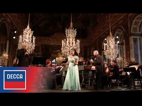Cecilia Bartoli – St Petersburg Launch in Versailles