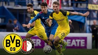 BVB - Feyenoord Rotterdam | Testspiel aus Marbella in voller Länge | Re-LIVE