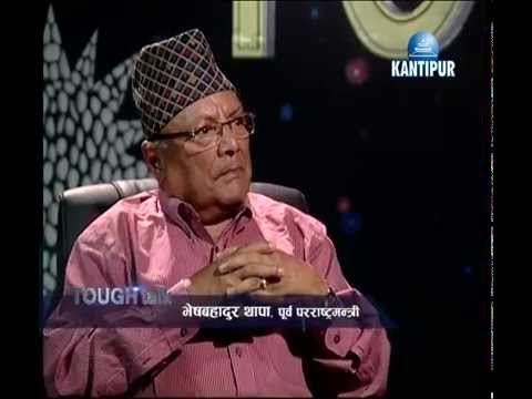 TOUGH talk with Dr. Bhesh Bahadur Thapa