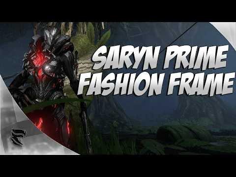 Warframe Fashion Frame Friday: Saryn Prime