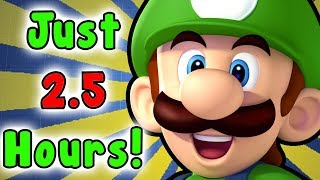 Super Mario Galaxy - Luigi ANY% Speedrun EXPLAINED