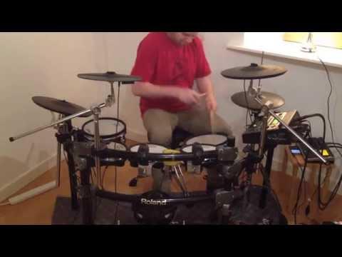 Darius Rucker  This Is My World Roland TD12 Drum