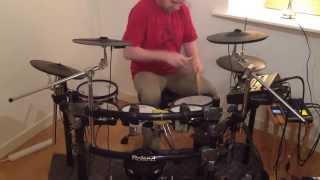 Darius Rucker - This Is My World (Roland TD-12 Drum Cover)