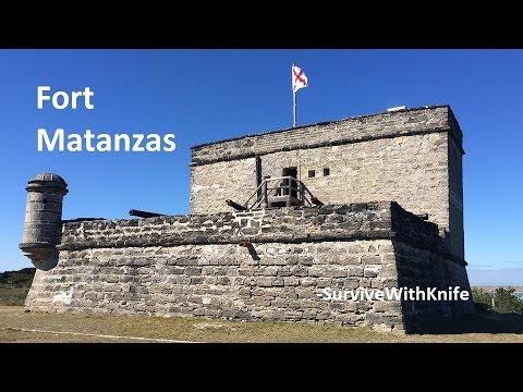 Fort Matanzas - St Augustine