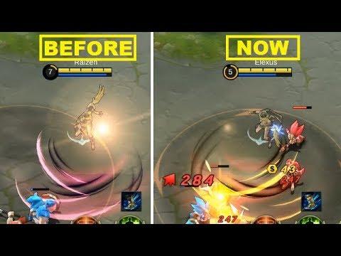 Natalia Starlight Skin Phantom Dancer New Skill Effect - Mobile Legends