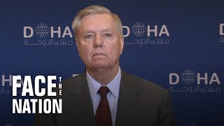 "Lindsey Graham: ""I love Joe Biden, but none of us are above scrutiny"""