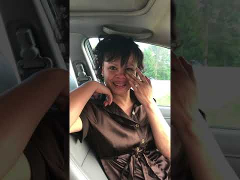 Son raps for mom on mothers day. She cries