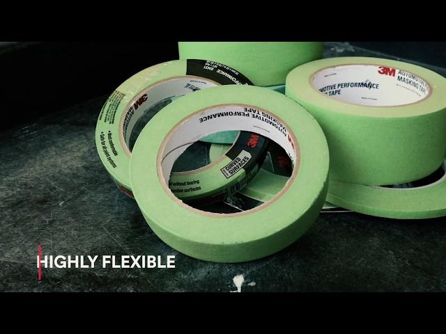 3m auto care performance masking tape