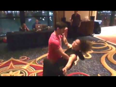 Rogério Storani and Exenia Rocco | West Coast Swing | Social Dance