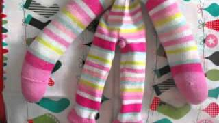 How To Make A Sock Monkey By Monkeystreet *new*
