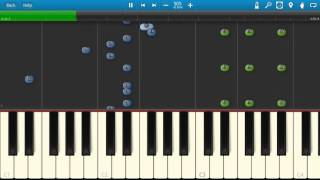 Juicy J, Kevin Gates, Future, Sage The Gemini - Payback - Piano Tutorial - Synthesia