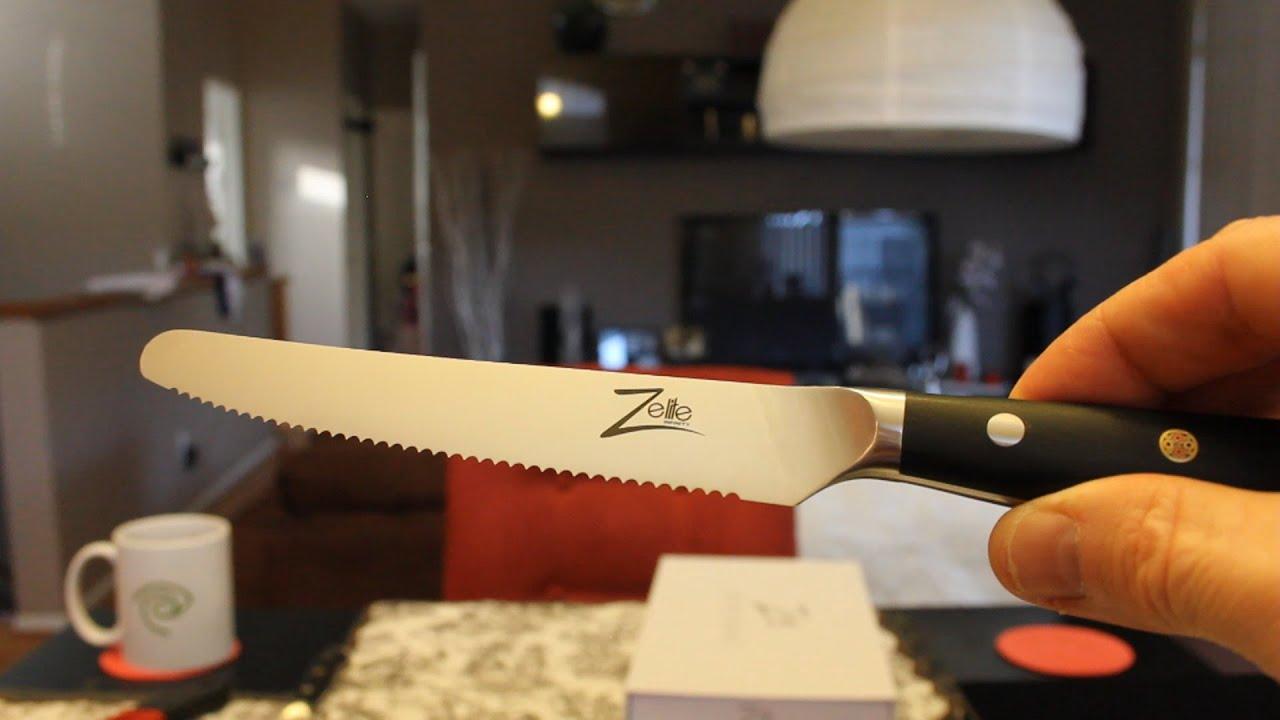 Zelite Steak Knives