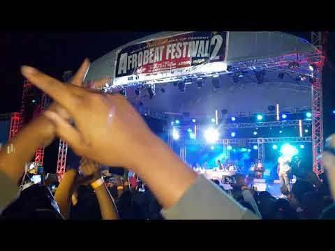 Dadju en live a l'ile maurice festival afrobeat 2 - part 3
