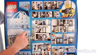 Лего City, Полицейский участок(, 2011-07-19T22:37:09.000Z)