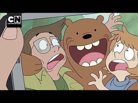 We Bare Bears - Behind The Scenes | San Diego Comic Con I Cartoon Network