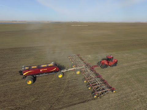 Lievaart Farms Seeding 2016 in SE Saskatchewan