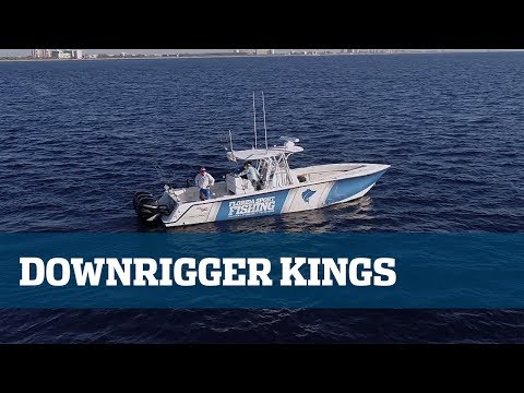Florida Sport Fishing TV - Downrigger/Slow Trolling King Mackerel