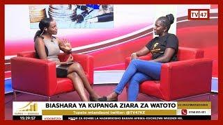 Ulingo Wa Biashara: Tour And Travel Events For Children-Lucy Njeri, Director Toto Safari.