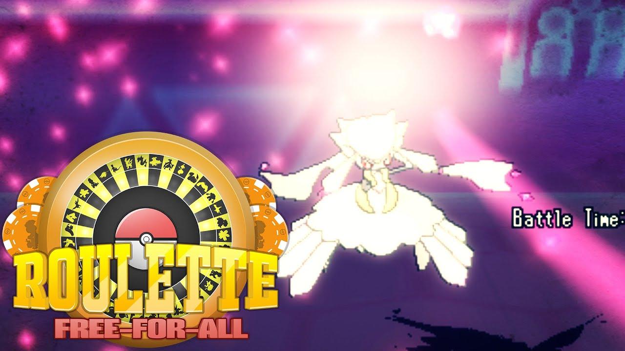 Pokemon roulette free for all poker player millionaire