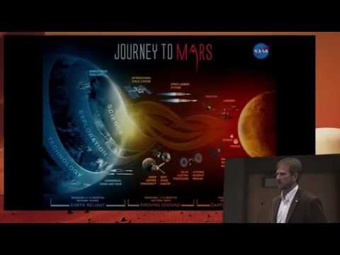 Dan Mazanek - Asteroid Re-Direct Mission - 19th Annual International Mars Society Convention