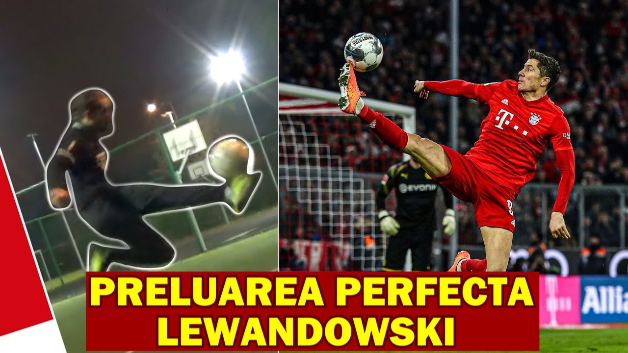 provocarea lewandowski preluarea perfecta bundesliga logo youtube provocarea lewandowski preluarea perfecta bundesliga logo