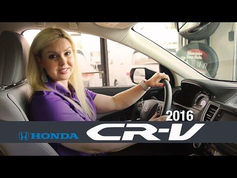 2016 Honda CR-V review - University Honda, Corvallis OR.
