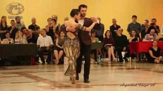 Sol Cerquides y Fernando Gracia - (1/4) - Lo de Silvia Tango Festival 2019 - Tel-Aviv - 31-05-2019