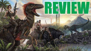 Ark Survival Evolved PS4 - In Depth Review