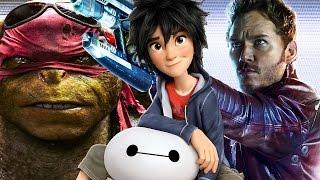 7 Mejores Películas Basadas en Comics del 2014