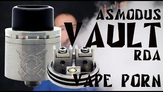 Vault RDA by Asmodus X Vape Porn l Детальный обзор
