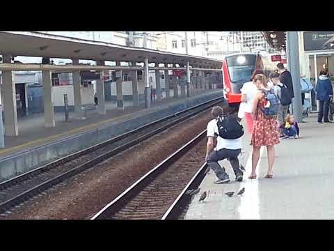 Москва. Курский вокзал