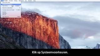 Een HP-printer installeren in Mac OS X v10.11 El Capitan met een netwerkverbinding