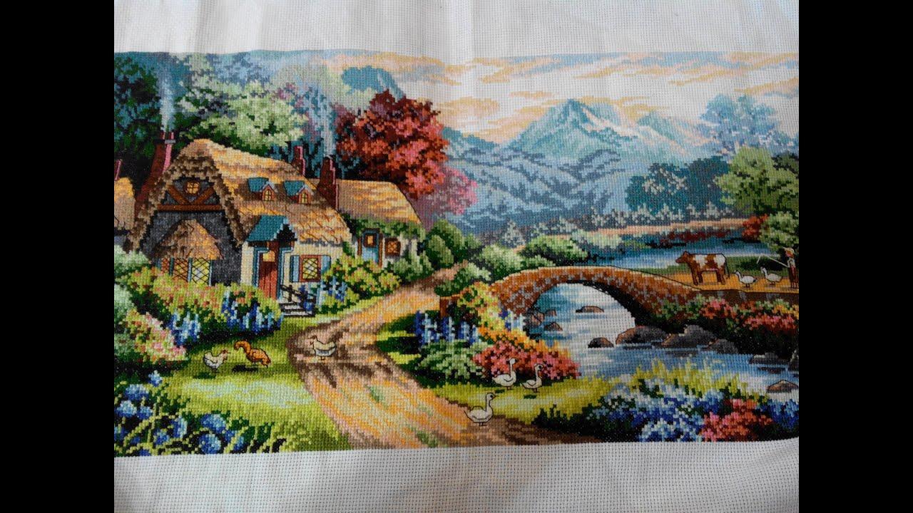 Красивые картинки вышивка крестиком