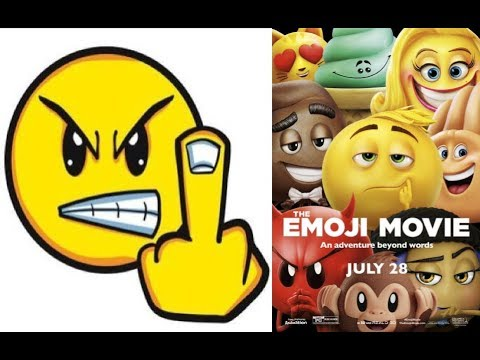 The Emoji Movie 2017 RANT