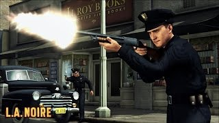 """L.A. Noire: Game Movie """"Patrol Desk"""" (PC 4K)"""