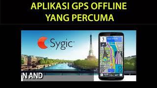 Aplikasi GPS Offline Yang Percuma