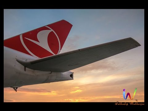 Turkish Airlines - Mumbai to Istanbul Review