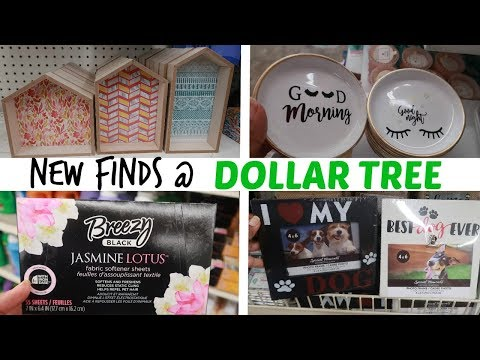 DOLLAR TREE * NEW FINDS!!!! COME WITH ME / STORE #1