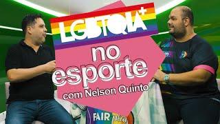 LGBTQIA+ NO ESPORTE - INCLUSÃO E DIVERSIDADE