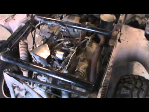 Kawasaki Mule Drive Belt Adjustment