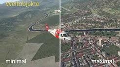 X-Plane 11 Grafikeinstellungen anpassen (deutsch)