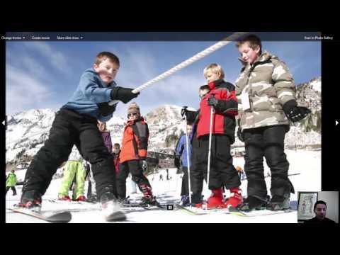 Start Skiing FREE FREE AND FREE Salt Lake City Snowbird Alta Brighton Solitude Ski