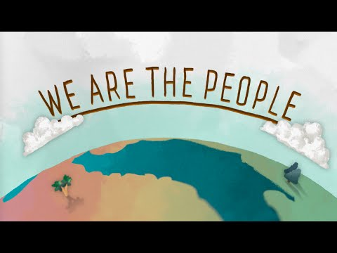 Ziggy Marley - We Are The People (Lyric Video)