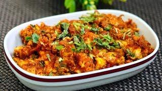 Egg Dry Roast    Side dish for Dosa/Chappathi/Rice    Egg Recipes