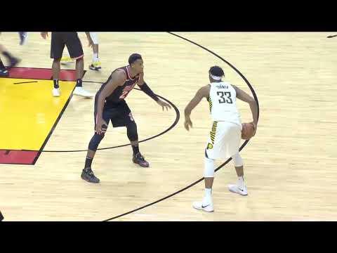 Indiana Pacers vs. Miami Heat - November 19, 2017