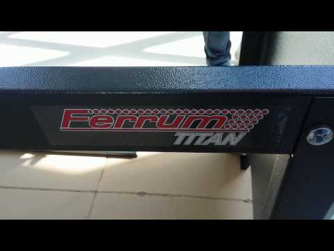Верстаки для автосервиса Ferrum серия Титан от компании Азбука Автосервиса в Ульяновске