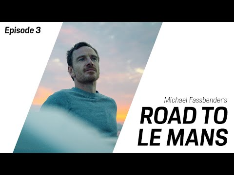 Michael Fassbender: Road to Le Mans - Season 2, Episode 3 – The First Race