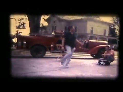 Dick Van Dyke filming Cold Turkey in 1969